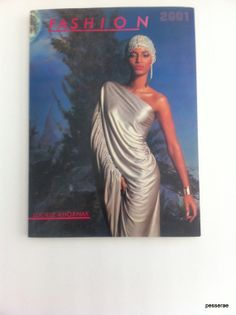 Fashion 2001 Back to the Future Fashion Book by Pesserae on Etsy, $20.00