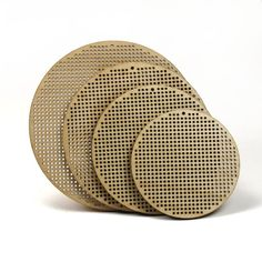 25 wooden needlepoint / cross stitch blank by modernneedleworks, $7.00