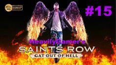 Saints Row Gat Out of Hell Part 15:Armchair-A-Geddon Madness/Satan Boss ...