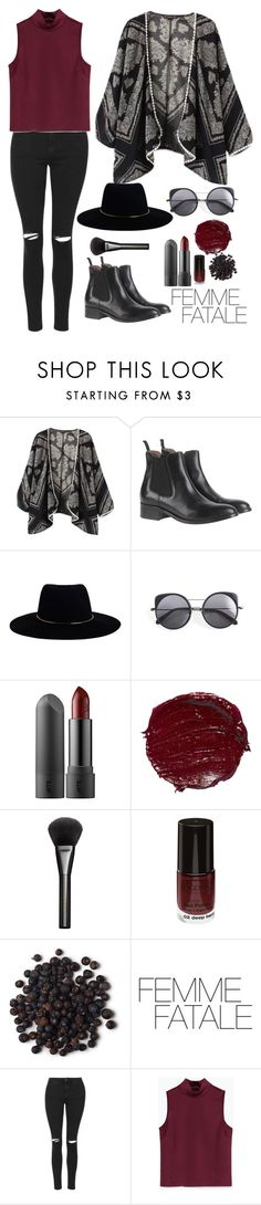 """""""Moments"""" by maddiegbilly ❤ liked on Polyvore featuring Leonardo Principi, Zimmermann, Wood Wood, Gucci, Topshop, Zara, women's clothing, women's fashion, women and female"""