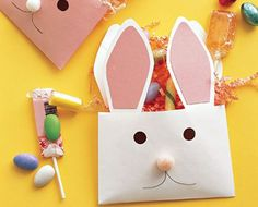 Teachers - this is a cute project to do with the kiddies!    You can get the envelopes you'll need at envelopes.com!