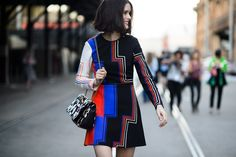 Mercedes-Benz Fashion Week Australia Spring 2015 - Mercedes Benz Fashion Week Australia Street Style Day 4-Wmag