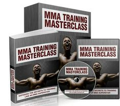 MMA Training Masterclass PLR – New PLR Like An MMA Superstar to Increase your Sales and List Building Material