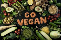 Go vegan ! Food For Less, Troubles Digestifs, Loose Weight Fast, Why Vegan, Nutrition, Big Meals, Homemade Beauty Products, Food Industry, Keto Dinner