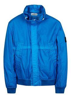 Stone Island Garment-Dyed Membrane TC Jacket