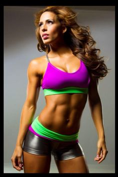 Chady Dunmore ideal pro fitness physique for me