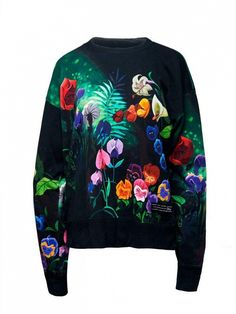 Marc by Marc Jacobs Disney Collection Garden Sweatshirt