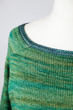 Pavement by Veera Välimäki, knitted by Arianae   malabrigo Sock in Aguas and Fresco y Seco
