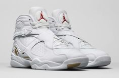 Official Images: Air Jordan 8 OVO White
