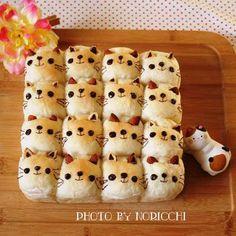 ขนมปังสุดคาวาอี้ฝีมือคุณแม่ญี่ปุ่น น่ารักเกินกว่าจะกิน