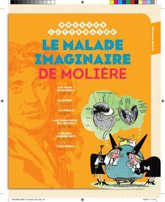 Molière  Dossier lit