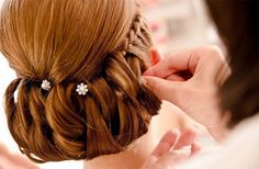 {Wedding Trends} : Braided Hairstyles - Part 2 - Belle The Magazine
