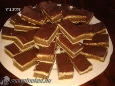 Érdekel a receptje? Kattints a képre! Hungarian Recipes, Hungarian Food, Waffles, Food And Drink, Chocolate, Baking, Breakfast, Cake, Ethnic Recipes