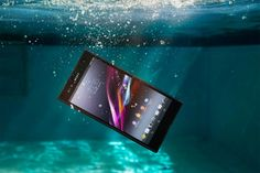 Sony Xperia Z Ultra -Slimmest and Largest HD Smartphone I iclickinfo
