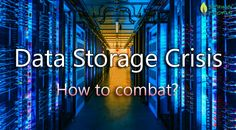 Digital #data generated every year is exceeding the amount of storage space available and expanding them is a highly challenging task. Find out how to combat the data storage crisis?   http://www.springpeople.com/blog/data-storage-back-up-and-recovery-new-solutions-and-opportunities/?utm_source=Pinterest&utm_campaign=Brand_PI_Blog_DataStorage_300916&utm_medium=Social&utm_content=%60
