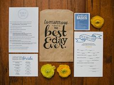 Your rehearsal dinner should be full of fun — make sure yours is memorable by stealing one of these ideas.