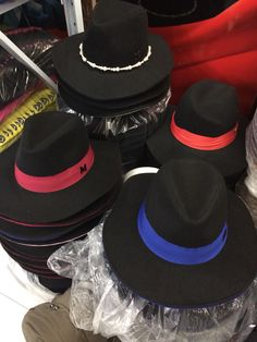"""""""M"""" hats stock 4colors fashion style !"""