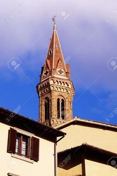 http://www.123rf.com/photo_38992827_bell-tower-of-the-badia-fiorentina-in-florence-italy.html