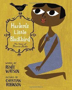 Harlem's Little Blackbird by Renee Watson, http://www.amazon.com/dp/0375869735/ref=cm_sw_r_pi_dp_bwOcsb1RVXH89
