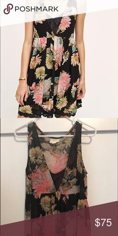 Maeve Violetta dress Euc Anthropologie Dresses
