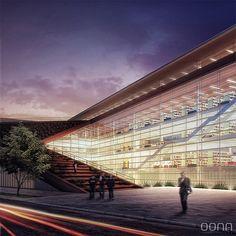 Arquitetura de Bibliotecas - Library Architecture: Biblioteca Pública de Caxias do Sul