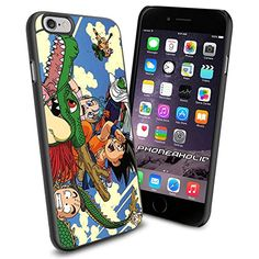 Dragon ball collection, Dragonball #5 , Cool iPhone 6 Smartphone Case Cover Collector iphone TPU Rubber Case Black [By PhoneAholic] SmartPhoneAholic http://www.amazon.com/dp/B00XN2RPU0/ref=cm_sw_r_pi_dp_k5mwvb0TMNHTE
