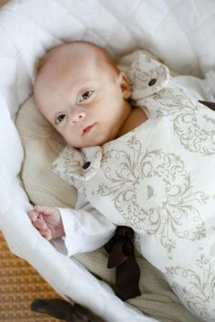 Andersen beige sleepsack (baby), by Trois Poules www.troispoules.com