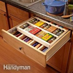Two-Tier Drawer Spic