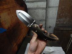 Phil Harvey Gladius Garden Trowel, Garden Tools, Ballistic Knife, Phil Harvey, Edc Everyday Carry, Cool Knives, Folding Knives, Cool Stuff, Hudson Bay