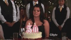 "Also, you don't like to talk about turning the big 3-O. | 25 Signs You Might Be Penny Hartz From ""Happy Endings"""