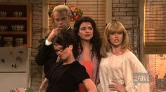 """In his new Bravo show, Project Runway's Christian Siriano (Amy Poehler) critiques a woman's wardrobe using a vocabulary limited to """"fierce,"""" """"hot mess"""" and """"tranny."""" Tim Gunn (Bill Hader) and Heidi Klum (Amy Adams) also stop by. [Season 33, 2008]"""