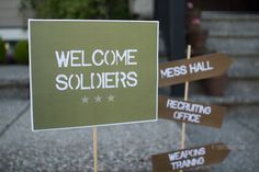 armee-geburtstagsfeier-karas-party-ideen/ - The world's most private search engine Halo Birthday Parties, Army Birthday Parties, Birthday Party Themes, Birthday Ideas, Birthday Banners, Birthday Invitations, Army Themed Birthday, Army's Birthday, Hunting Birthday
