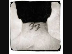 "Foo Fighters - Headwires - ""There's a reason why Keeping me alive There's a cure in me That I wish were mine As long as I can fight, I'll survive"""