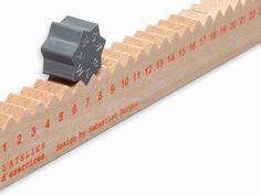 Monthly Measure by Sebastian Bergne