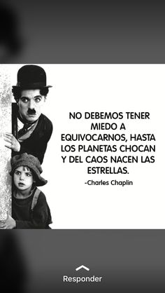 """No debemos tener miedo a equivocarnos; hasta los planetas chocan y del caos nacen las estrellas"""" . 🇬🇧 We should not be afraid of making mistakes; even planets collide and from chaos the stars are born """" . Dope Quotes, Pretty Quotes, Words Quotes, Sayings, Frank Kafka, Motivational Phrases, Inspirational Quotes, Theory Of Life, Magic Quotes"""