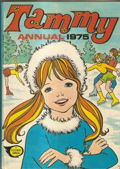 No childhood Christmas was complete without an annual! Tammy Doll, Childrens Christmas, Magical Christmas, Comics Girls, The Past, Childhood, Memories, Illustration, Books