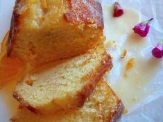 Μαλακό κέικ με γλάσο πορτοκαλιού 🍊 French Toast, Breakfast, Recipes, Food, Morning Coffee, Essen, Meals, Ripped Recipes, Eten