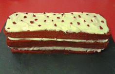 Dulce Diabetico: Tarta Red Velvet, sin azucar y con mascarpone deliciosasssssss