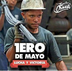 @HogarDeLaPatria : En Revolución los trabajadores han sido dignificados con más de 30 aumentos salariales #MayoDeRebeliónObrera