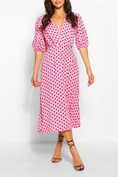 Long Sleeve Smock Dress, Style Audacieux, Occasion Maxi Dresses, Boohoo Petite, Petite Women, Fit Women, Petite Dresses, Dress For Short Women, Unisex