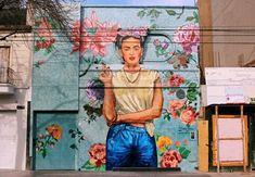 Frida Kahlo Hakkında Yapılmış 15+ Sokak Sanatı Eseri Sanatlı Bi Blog 15