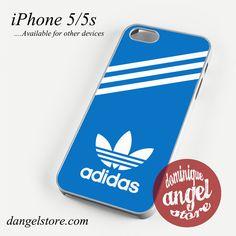 blue adidas custom Phone case for iPhone 4/4s/5/5c/5s/6/6 plus