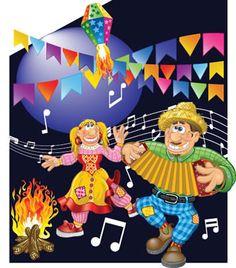 Dibujo representativo de la Festa Junina Birthday, Gifs, Movie Posters, School Ideas, Salta, Argentina, Paintings, Birthdays, Film Poster