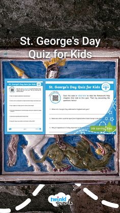 Quizzes are a fun way of assessing your child's learning. See how many questions your child can answer correctly then discuss all answers together to plug any gaps in their knowledge. A perfect way to help your child learn all about St. George's Day! Follow the link to try this engaging quiz today.