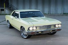 Here Is One Clean, Scott Shafiroff, Big-Block-Powered 1966 Chevelle Chevy Ss, Chevrolet Ss, Chevrolet Malibu, 1966 Chevelle Ss, Chevrolet Chevelle, Custom Muscle Cars, Chevy Muscle Cars, Chevy Classic, Classic Cars
