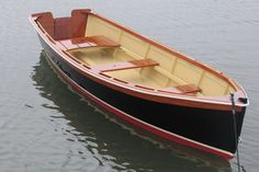 14' Outboard Skiff_Atkins Design