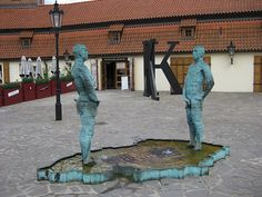 The Kafka Museum in Pargue, Czech Republic, included in our 25 Fun Things to Do Europe: http://www.europealacarte.co.uk/blog/2012/03/08/fun-things-to-do-europe/