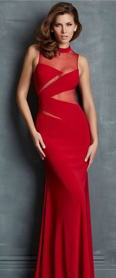Evening Dress FREE Pattern and Style Ideas - Plus Size