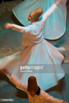 Stock Photo : Turkey, Istanbul, Whirling Dervishes (The Mevlevi), performing the Sema (ceremony) Whirling Dervish, Istanbul, Disney Characters, Fictional Characters, Turkey, Spirituality, Dance, Stock Photos, Disney Princess