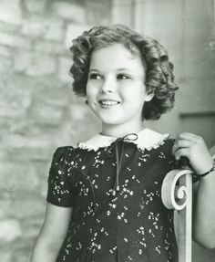 """miss-shirley-temple: """" Shirley Temple, 1935. """""""